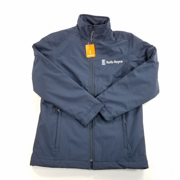 Elevate Other - Elevate Rolls Royce Lawson Insulate Zip Up Jacket